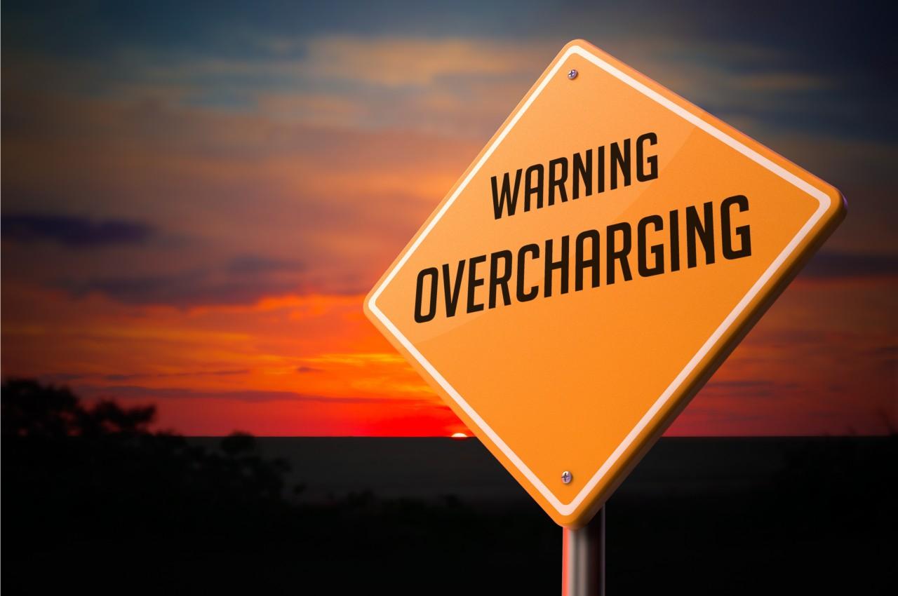 Overcharging
